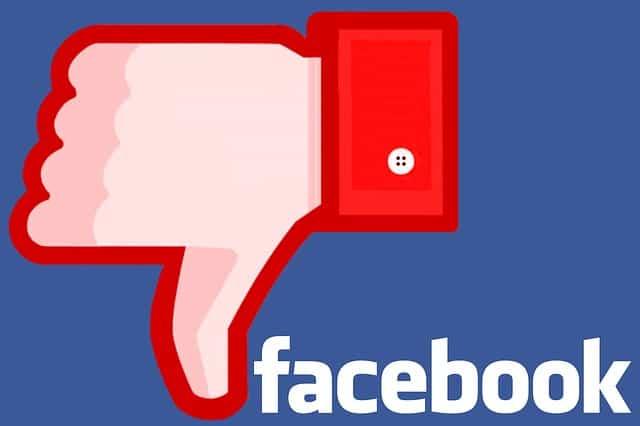 """Facebook tuo """"ei tykkää"""" -napin"""